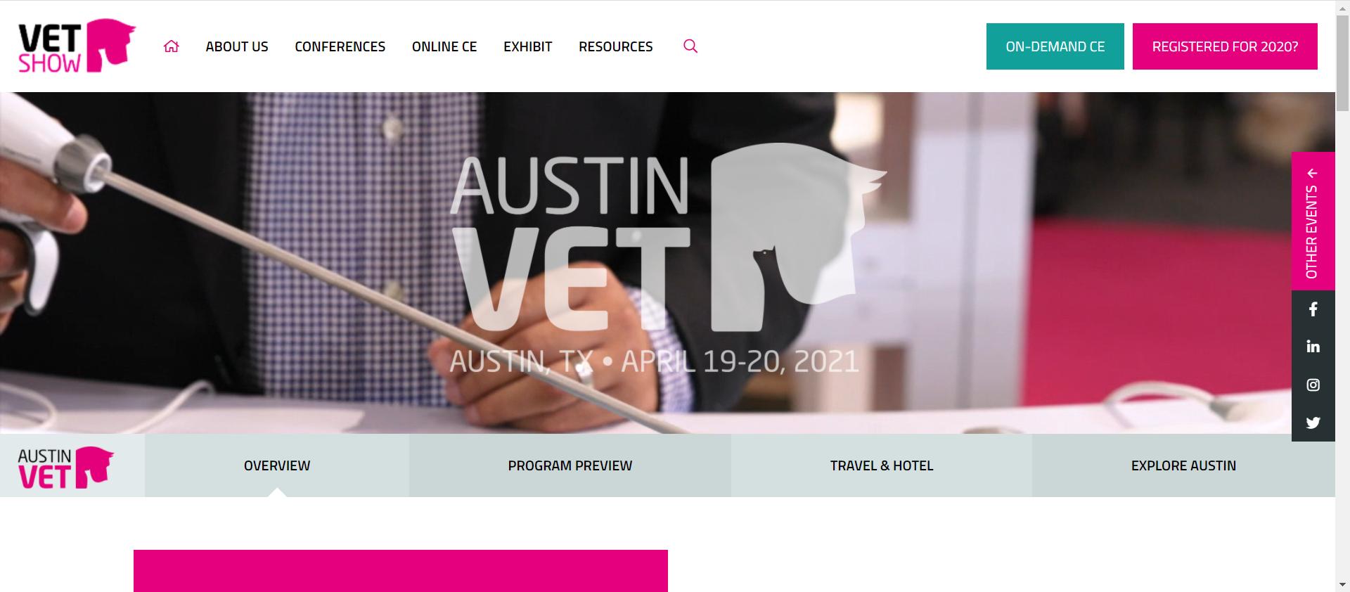 Austin Vet Show