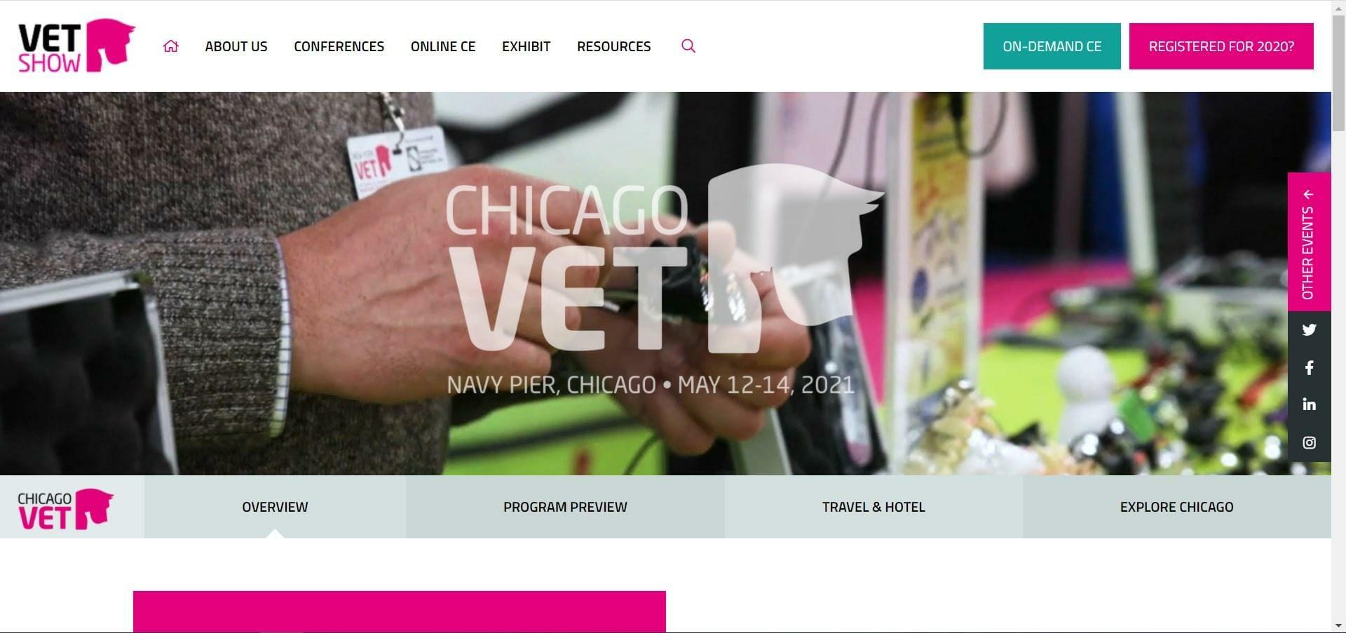 Chicago Vet Show