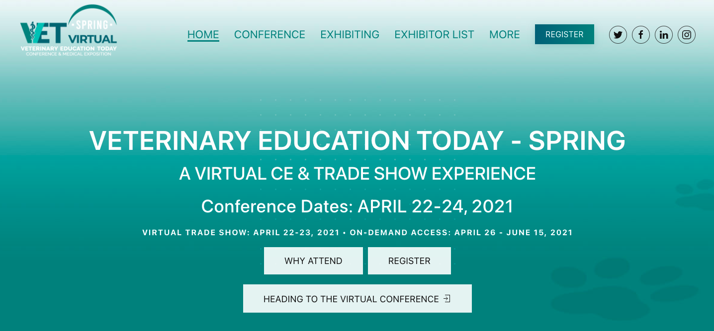 Veterinary Education Today Conference
