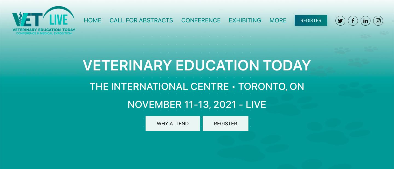 Veterinary Education Today Toronto