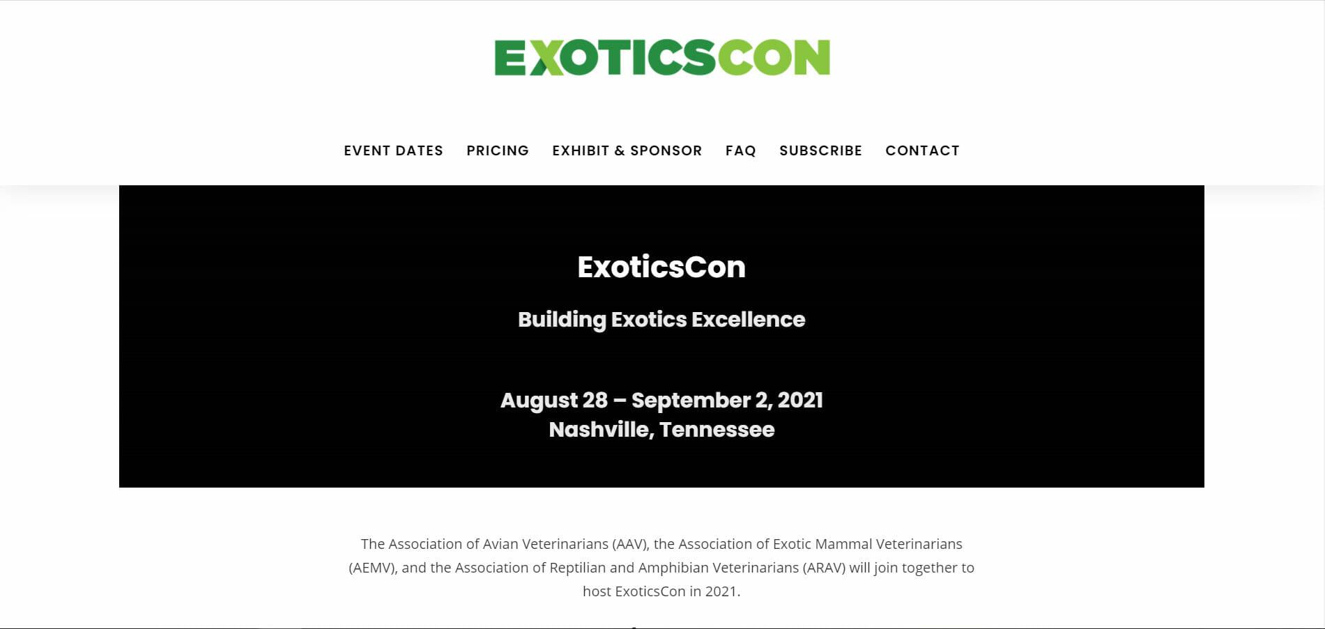 exoticscon