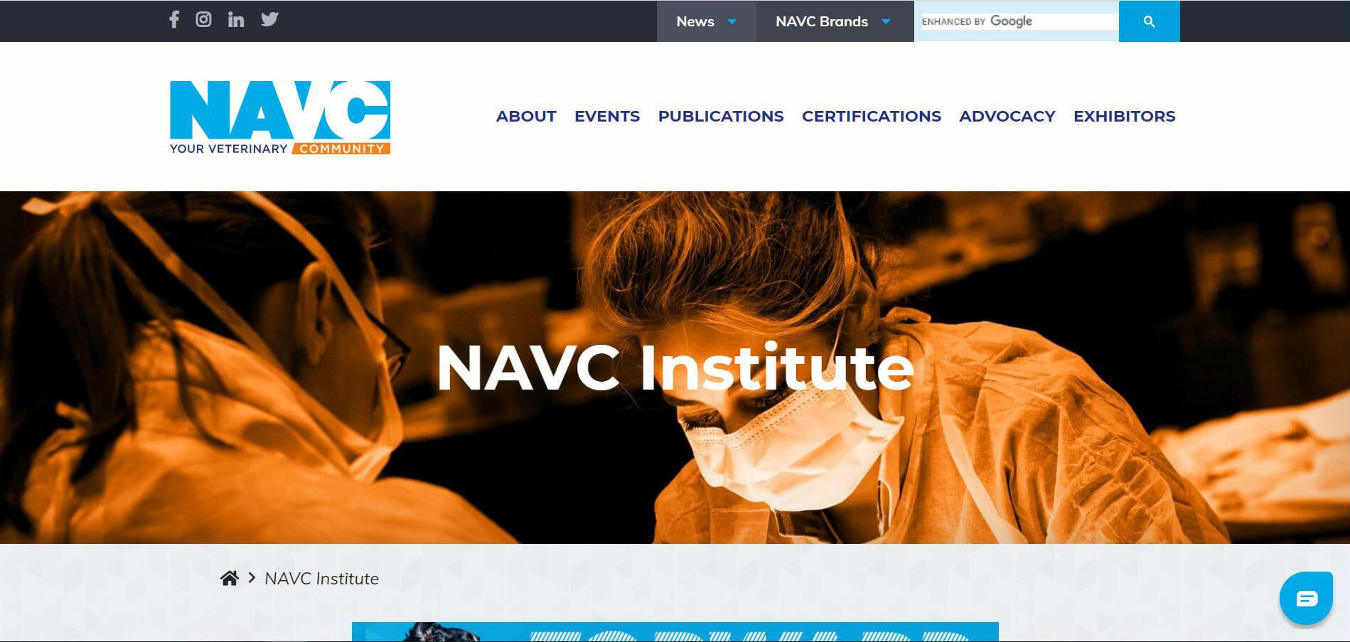 navc institute
