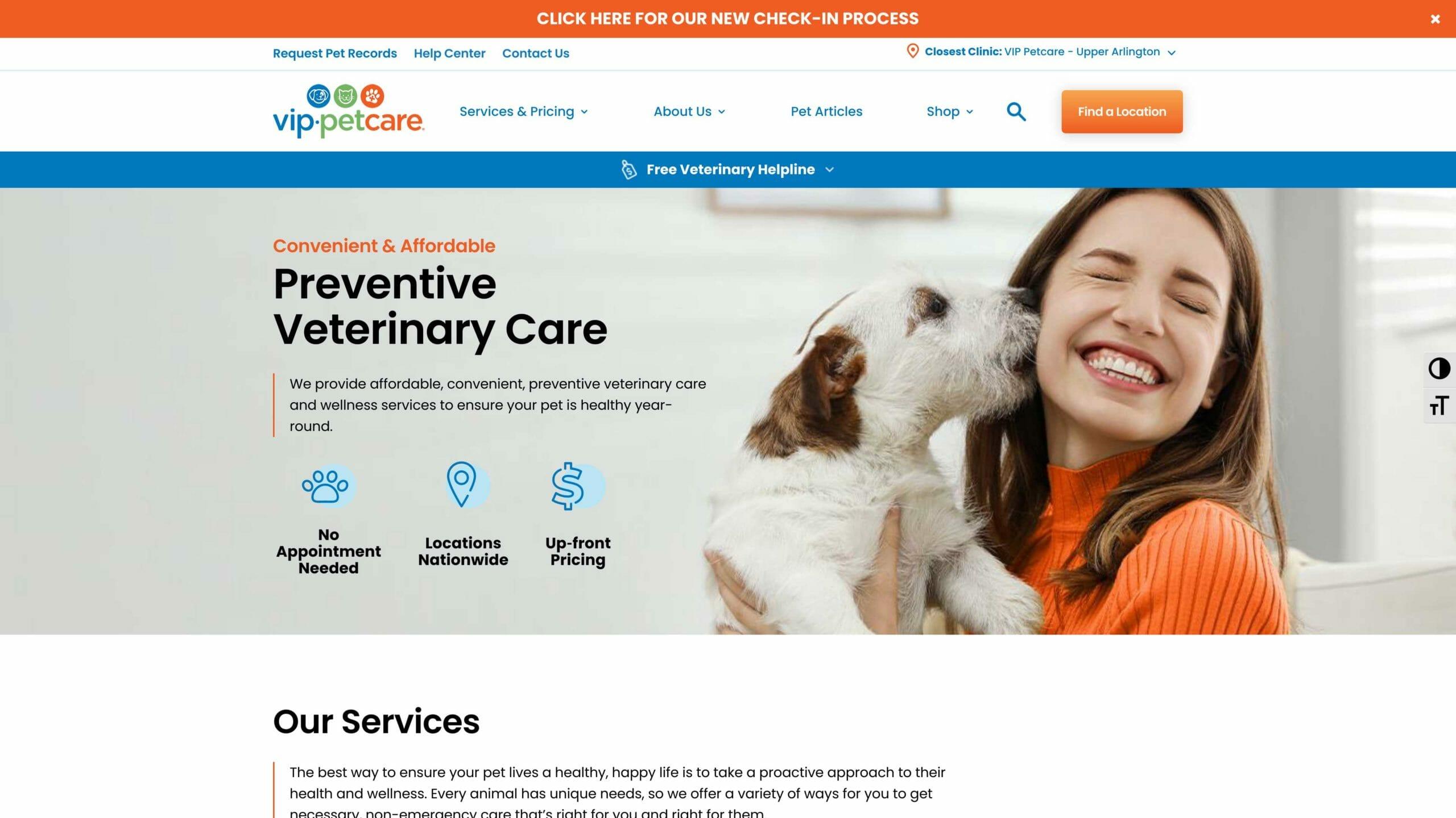 Vip Pet Care