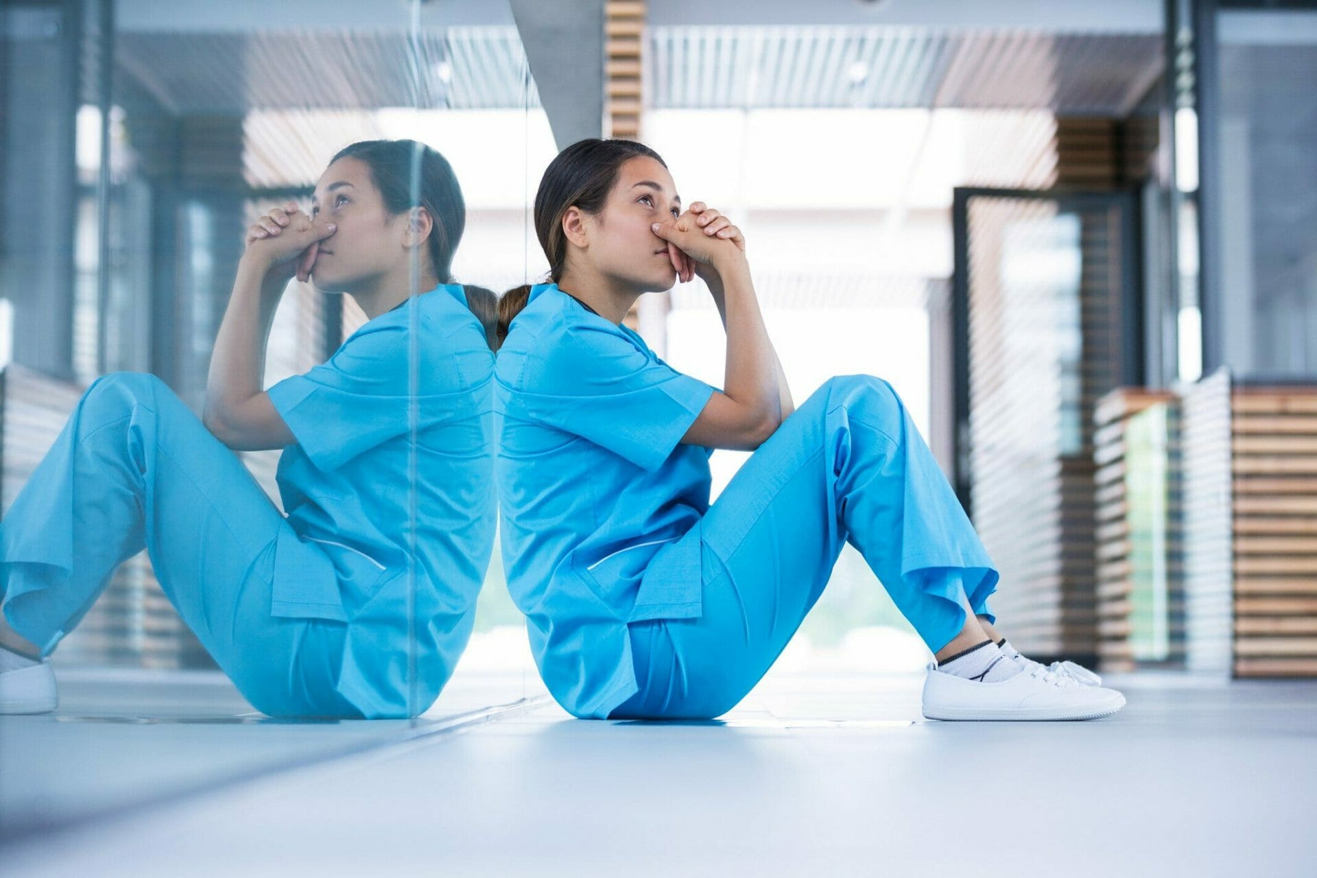 Professional Burnout vs. Compassion Fatigue vs. Vicarious Traumatization in the Veterinary Business