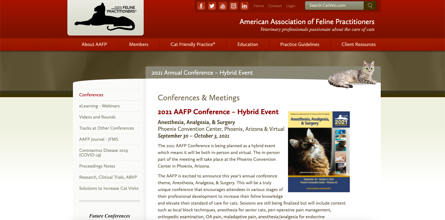 AAFP Conference